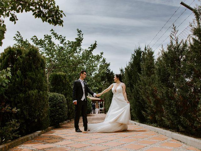 La boda de Adrián y Alba en Cubas De La Sagra, Madrid 41