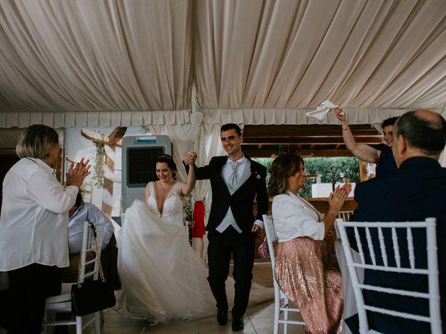 La boda de Adrián y Alba en Cubas De La Sagra, Madrid 43