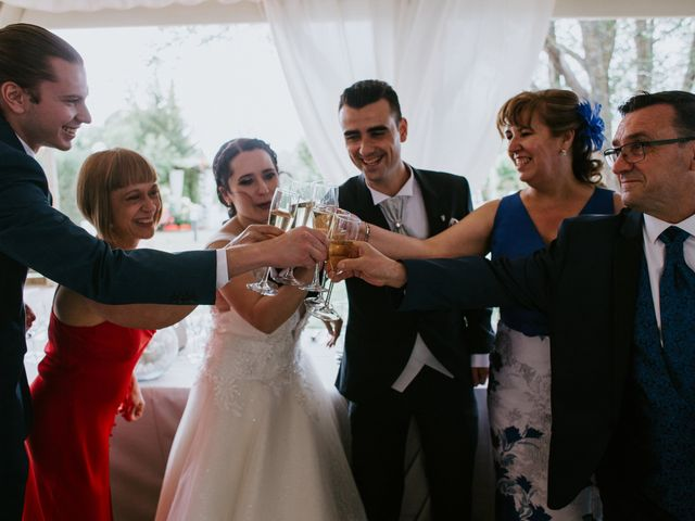 La boda de Adrián y Alba en Cubas De La Sagra, Madrid 44