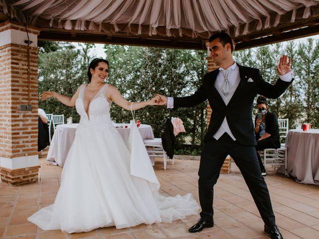 La boda de Adrián y Alba en Cubas De La Sagra, Madrid 53