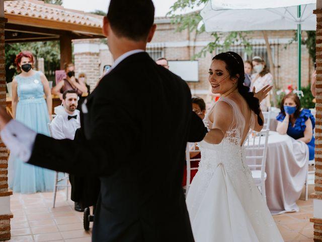 La boda de Adrián y Alba en Cubas De La Sagra, Madrid 54