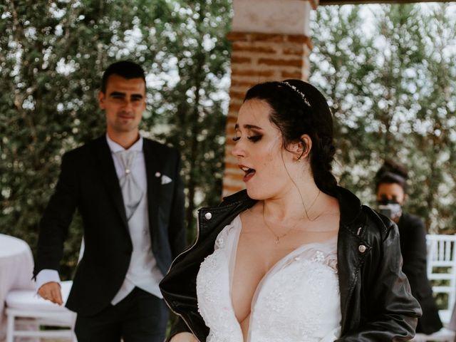 La boda de Adrián y Alba en Cubas De La Sagra, Madrid 56