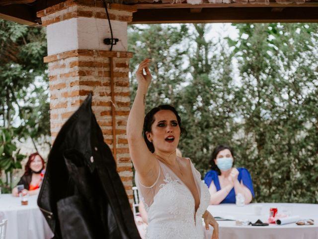 La boda de Adrián y Alba en Cubas De La Sagra, Madrid 57