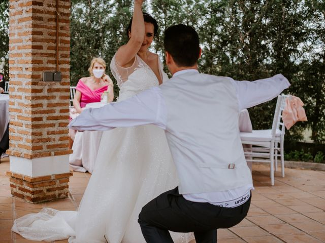 La boda de Adrián y Alba en Cubas De La Sagra, Madrid 58