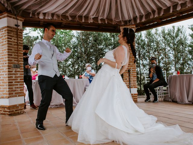 La boda de Adrián y Alba en Cubas De La Sagra, Madrid 59