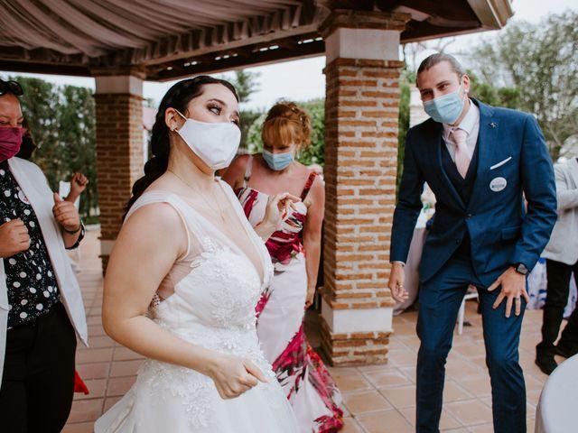 La boda de Adrián y Alba en Cubas De La Sagra, Madrid 61