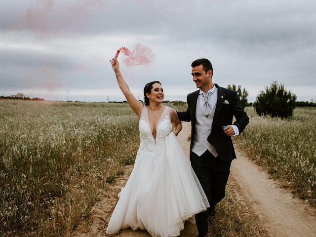 La boda de Adrián y Alba en Cubas De La Sagra, Madrid 64