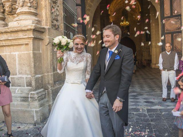 La boda de Ana Belén y Gustava