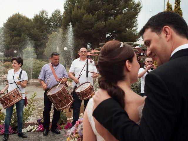 La boda de Jesús y Jennifer en L' Alcora, Castellón 15