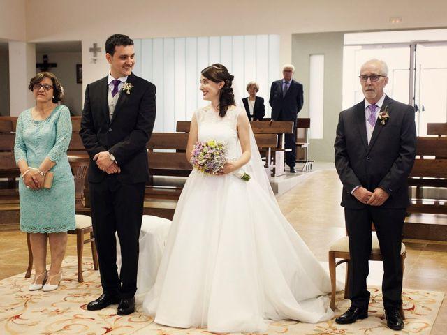 La boda de Jesús y Jennifer en L' Alcora, Castellón 20