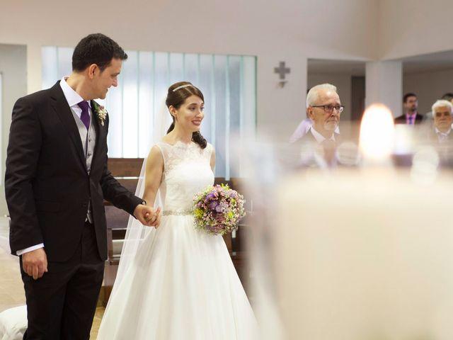 La boda de Jesús y Jennifer en L' Alcora, Castellón 21