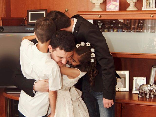 La boda de Jesús y Jennifer en L' Alcora, Castellón 25