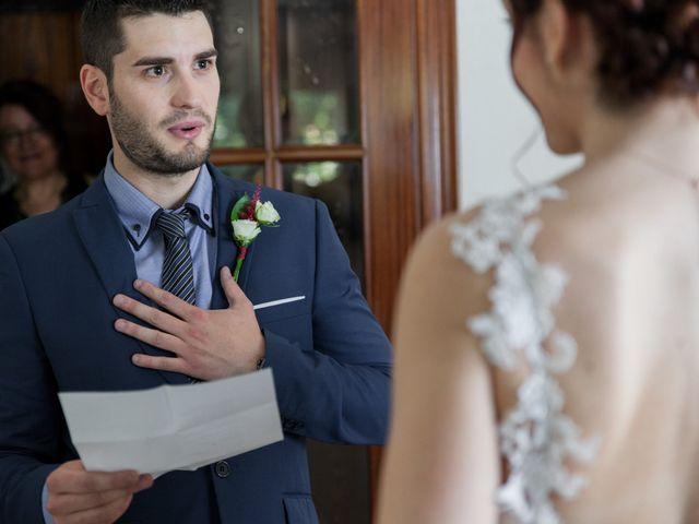 La boda de Israel y Anna en Sant Andreu De La Vola, Barcelona 14