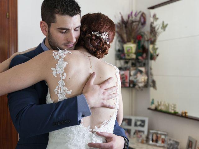 La boda de Israel y Anna en Sant Andreu De La Vola, Barcelona 15