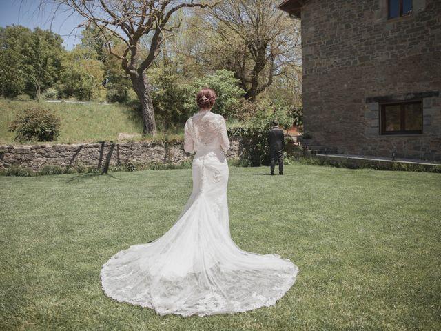 La boda de Israel y Anna en Sant Andreu De La Vola, Barcelona 16