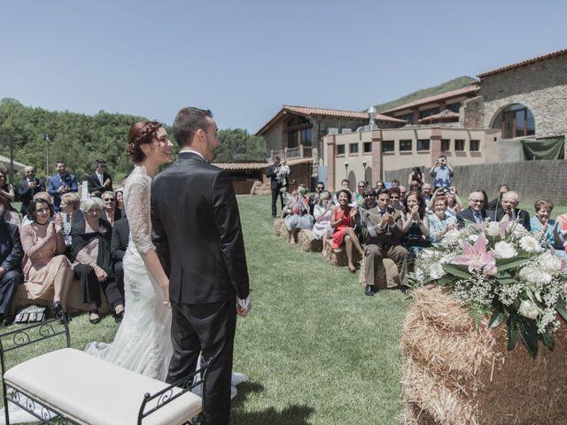 La boda de Israel y Anna en Sant Andreu De La Vola, Barcelona 17