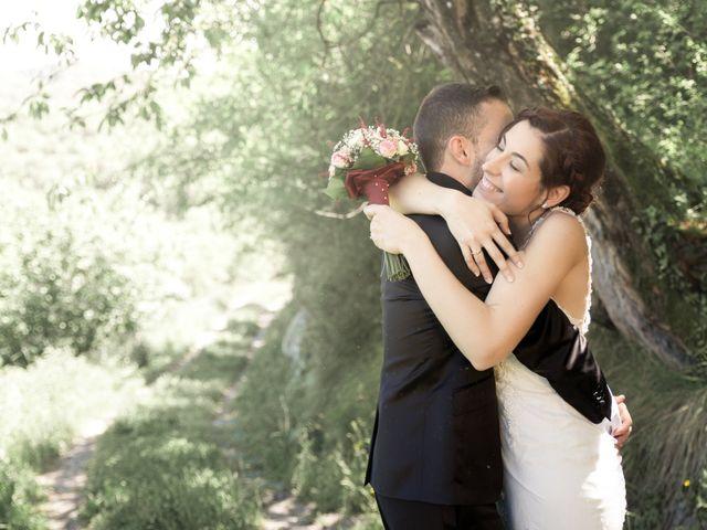 La boda de Israel y Anna en Sant Andreu De La Vola, Barcelona 18