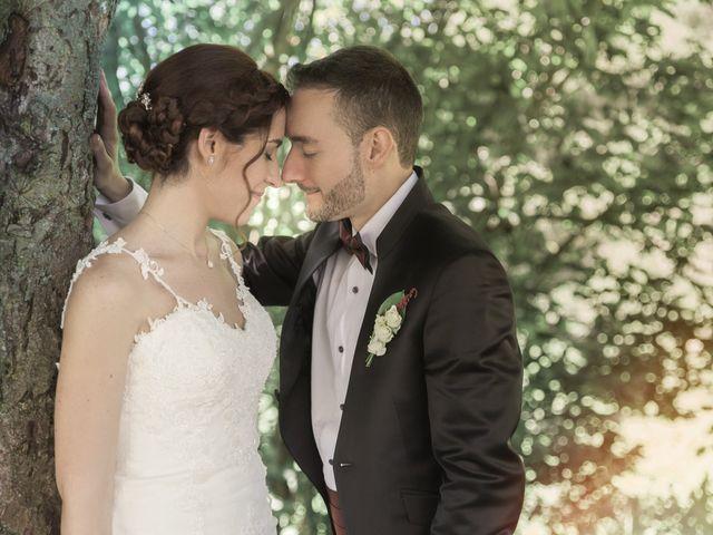La boda de Israel y Anna en Sant Andreu De La Vola, Barcelona 20