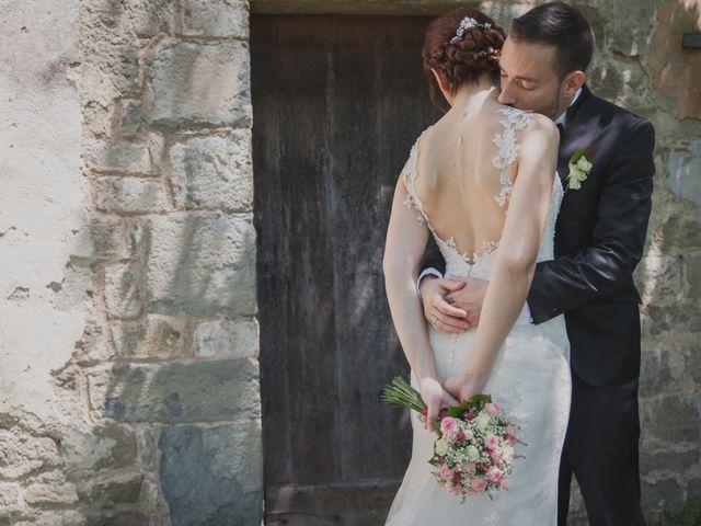 La boda de Israel y Anna en Sant Andreu De La Vola, Barcelona 2