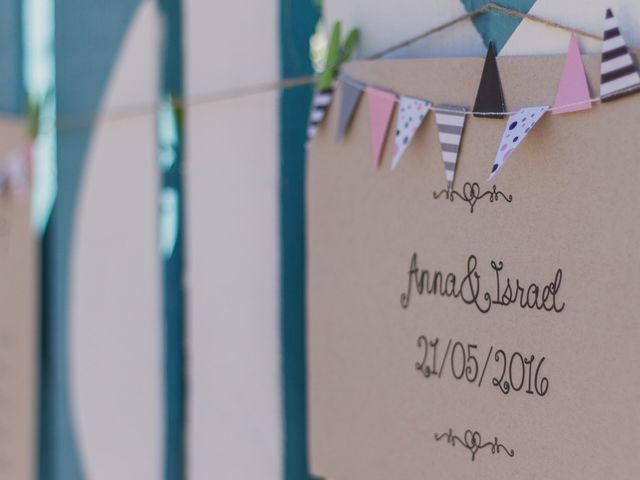 La boda de Israel y Anna en Sant Andreu De La Vola, Barcelona 21