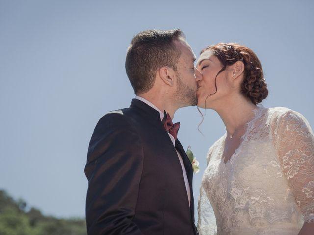 La boda de Israel y Anna en Sant Andreu De La Vola, Barcelona 27