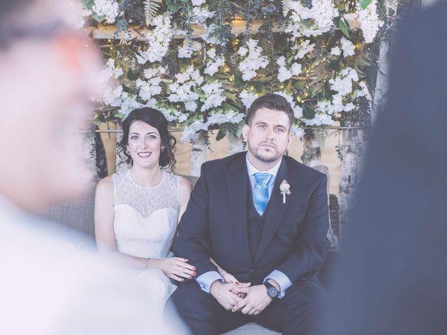 La boda de Alicia y Nacho