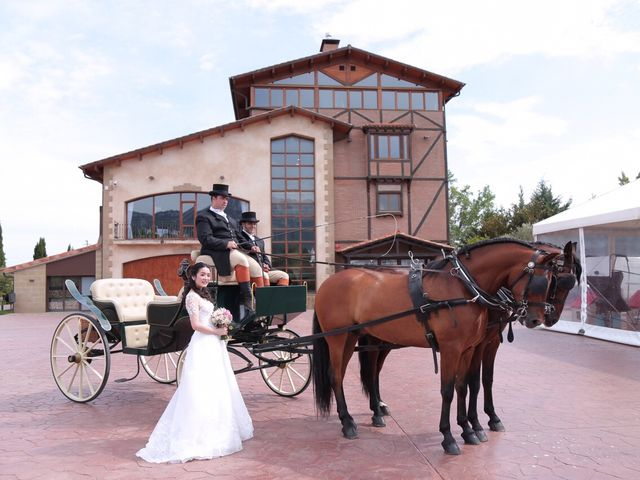 La boda de Huile y Xue  en Logroño, La Rioja 6