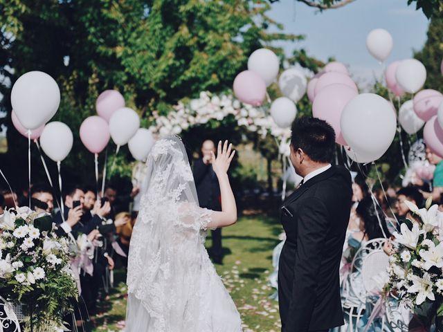 La boda de Huile y Xue  en Logroño, La Rioja 2