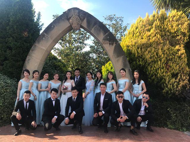 La boda de Huile y Xue  en Logroño, La Rioja 21