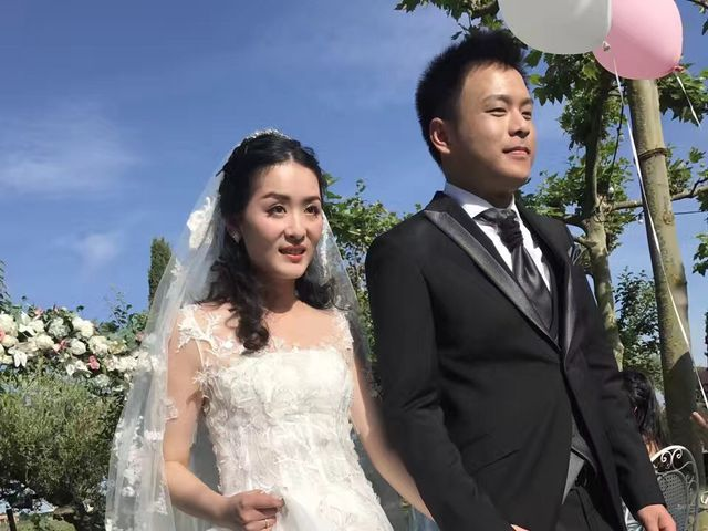 La boda de Huile y Xue  en Logroño, La Rioja 31