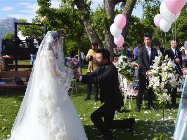 La boda de Huile y Xue  en Logroño, La Rioja 33
