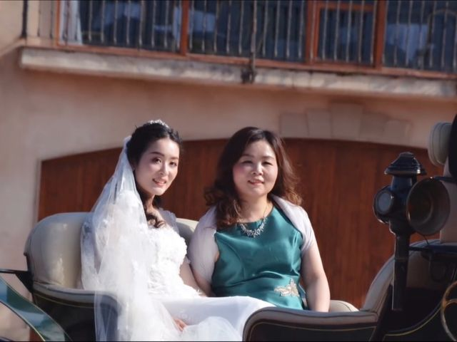 La boda de Huile y Xue  en Logroño, La Rioja 34