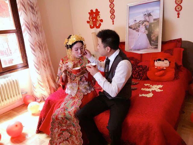 La boda de Huile y Xue  en Logroño, La Rioja 35