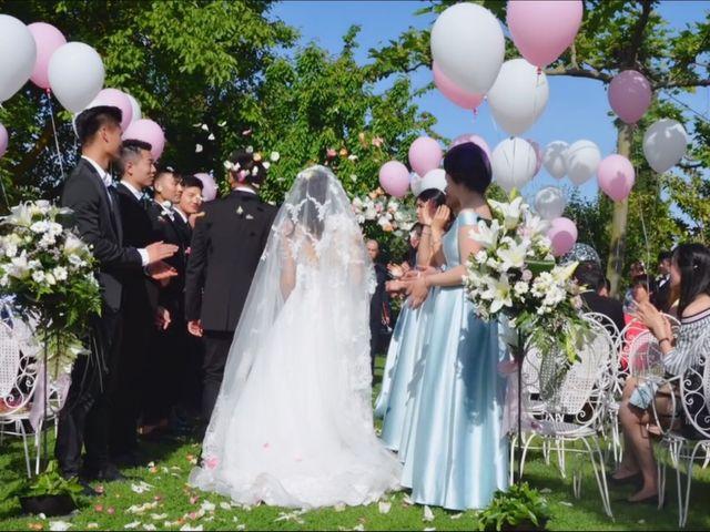 La boda de Huile y Xue  en Logroño, La Rioja 36