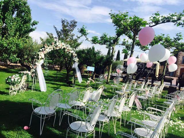 La boda de Huile y Xue  en Logroño, La Rioja 38