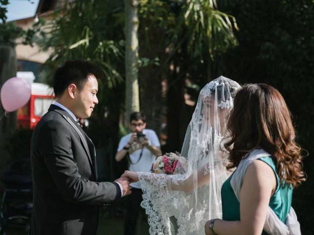 La boda de Huile y Xue  en Logroño, La Rioja 41