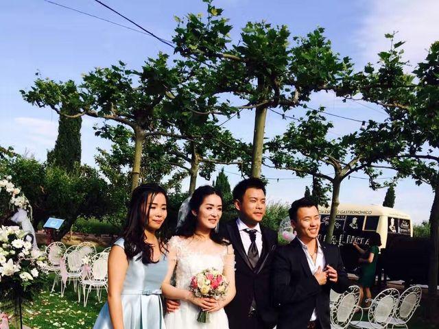 La boda de Huile y Xue  en Logroño, La Rioja 47