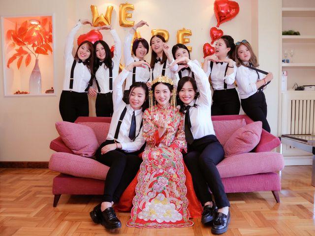 La boda de Huile y Xue  en Logroño, La Rioja 51
