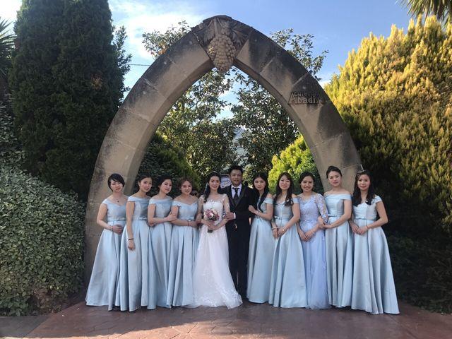 La boda de Huile y Xue  en Logroño, La Rioja 56