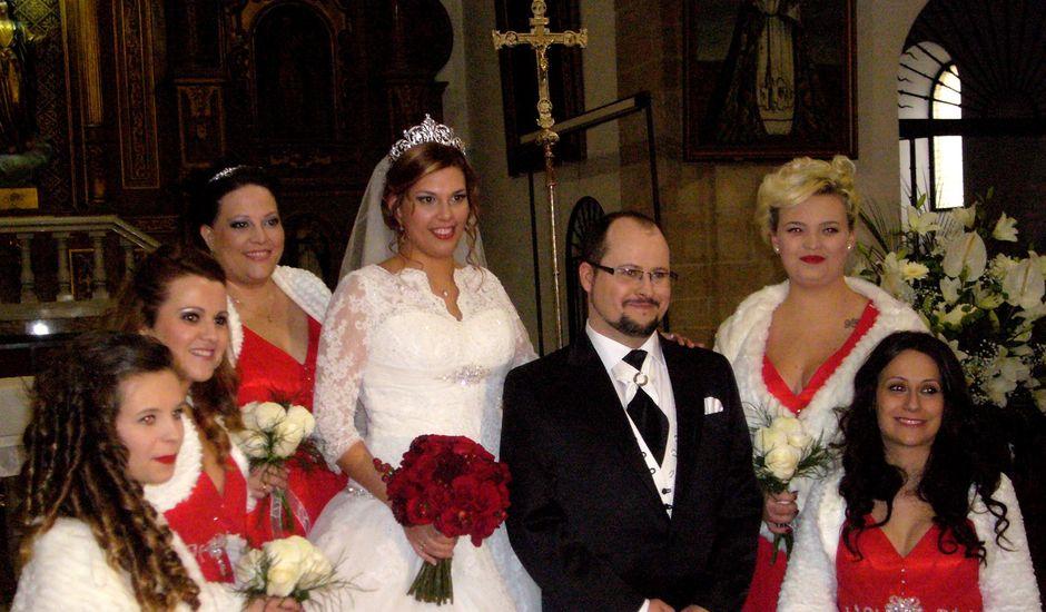 La boda de Priscila y Juan Pedro en Tomelloso, Ciudad Real