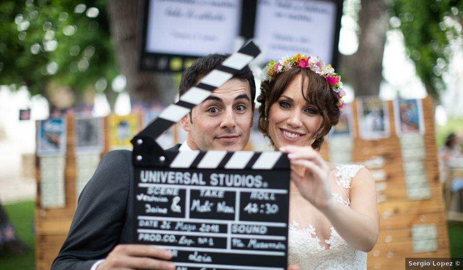 La boda de Jaime y Vero en Beniflá, Valencia