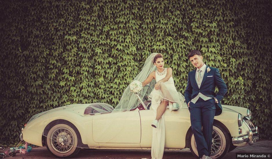 La boda de Rubén y Patricia en Manzanares, Ciudad Real