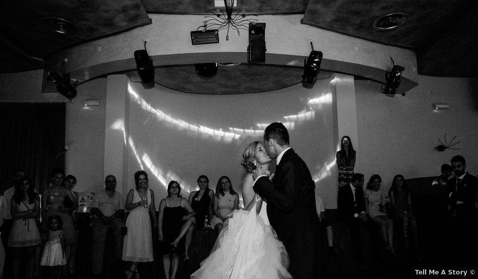 La boda de David y Irina en San Clemente, Cuenca