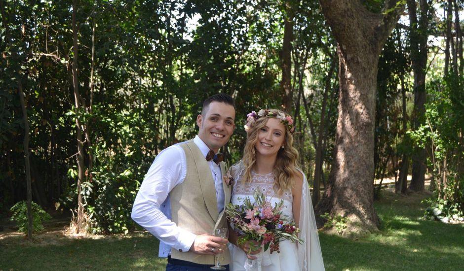 La boda de Cristian y Veronica en Zaragoza, Zaragoza