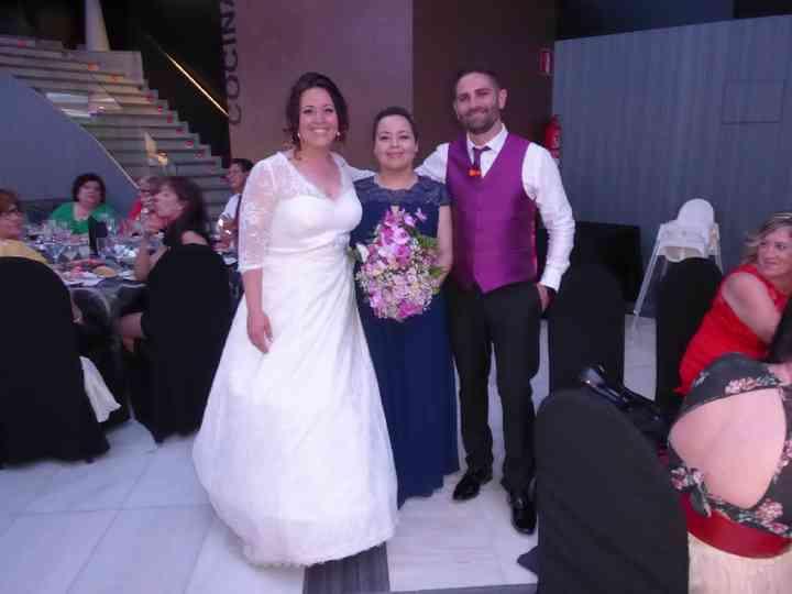 La boda de Noelia y Alejandro