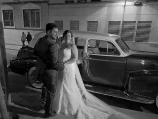La boda de Alejandra y Julian