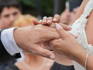 La boda de Gina y Toni