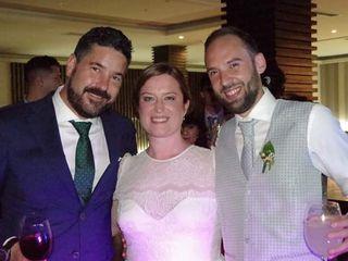 La boda de Borja Mosquera Rey y Ana Gómez Hermo 1