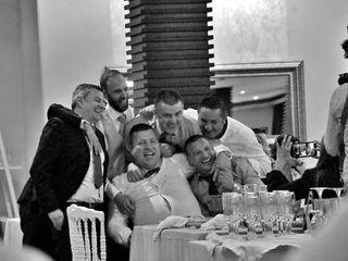 La boda de Borja Mosquera Rey y Ana Gómez Hermo 2