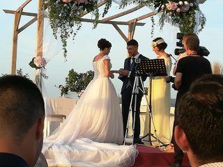 La boda de Elena y Guille